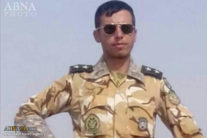 شهادت دو تکاور ارتش ایران در سوریه + تصاویر