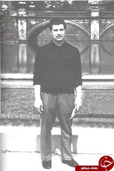 عکس کمتر دیده شده از جوانی رفسنجانی