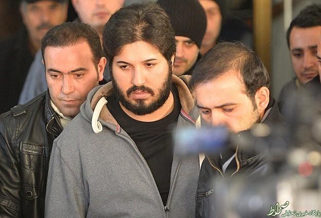 رضا ضراب در آمریکا بازداشت شد