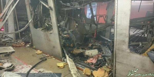 قلب اروپا منطقه جنگی شد/ در انفجارهای بروکسل چه گذشت؟