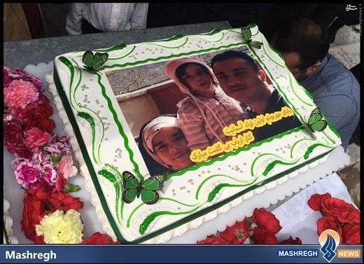 جشن تولد محافظِ رییس جمهور سابق+تصاویر