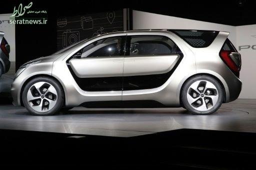 رونمایی خودروی مفهومی جوان پسند فیات +عکس