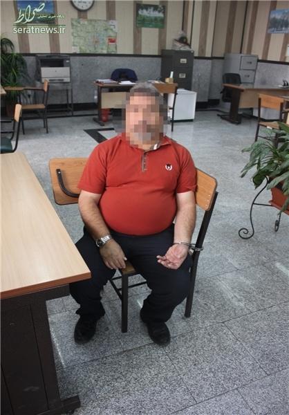 پزشک قلابی دستگیر شد +عکس