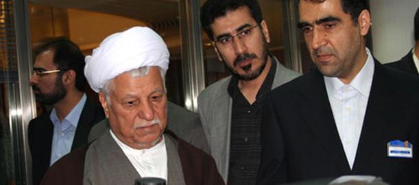 عملکرد عجیب وزیر بهداشت در بیان نحوه درگذشت رفسنجانی