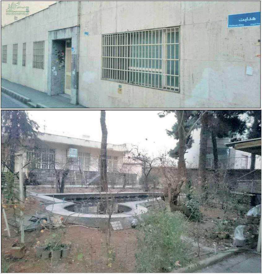 عکس/ خانه نخست مرحوم هاشمی پس از انقلاب