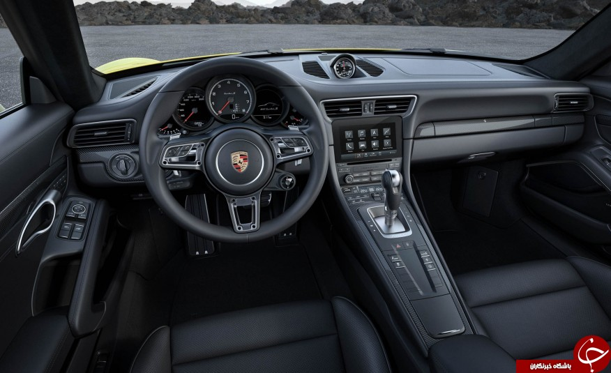 turbo شاهکار تصاویر پورشه جدیدترین s 2017 مدل 911