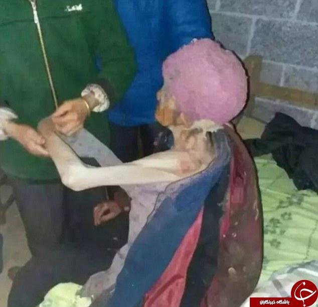 عروس ظالم مادرشوهرش را در مرغدانی زندانی کرد +تصاویر