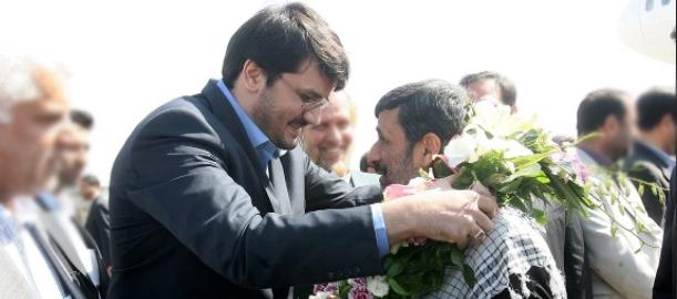 تیر خلاص احمدینژاد بر پیکر مشاور جوانش