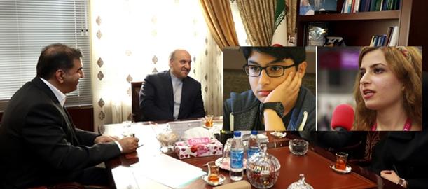 سوابق مهرداد پهلوان زاده بیوگرافی درسا درخشانی استاد شطرنج اخبار شطرنج