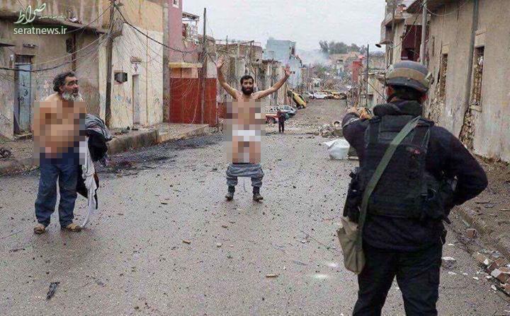 اقدام عمروعاصی در جنگ موصل +عکس