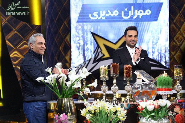 مجری برتر رسانه ملی انتخاب شد +عکس
