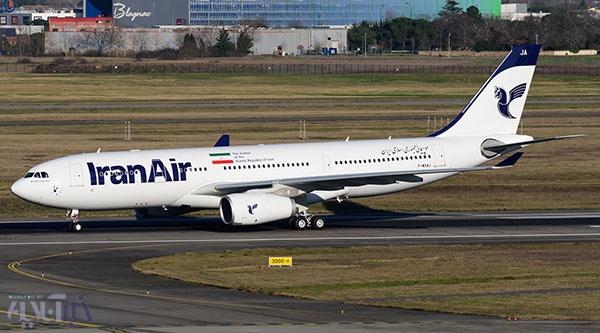 اولین ایرباس 330 تحویلی ایران تصاویر لو رفته از اولین ایرباس A۳۳۰ تحویلی به ایران