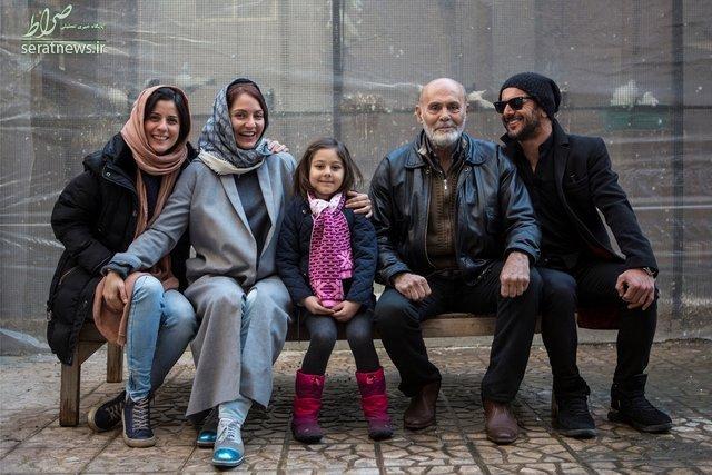آخرین خبر از فیلمی با بازی مهناز افشار و حیایی +عکس