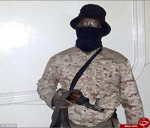 خواننده رپِ داعش به هلاکت رسید+ تصاویر