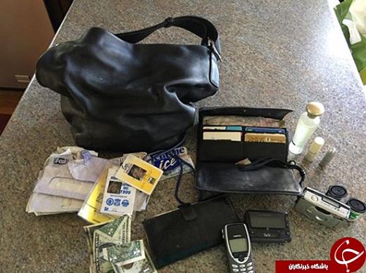 برگرداندن کیف دزدی پس از 14 سال + عکس