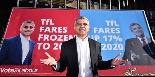 یک مسلمان، شهردار لندن می شود+عکس