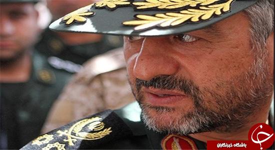 ستونهای نیروهای مسلح ایران +تصاویر