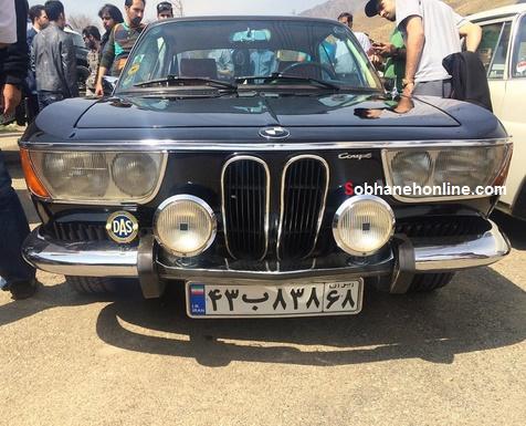 عکس/ خاصترین BMW کوپه ایران