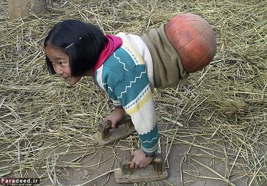 تصاویر/ دختری که جهان را تکان داد!