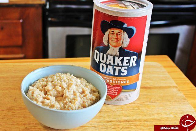 سرطانزابودن برند معروف غلات صبحانه+عکس