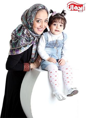 بازیگر مجرد ایرانی که مادر شدن را تجربه کرد+ تصاویر