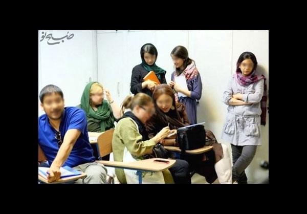 آموزش عکاسی به شرط کشف حجاب +تصاویر