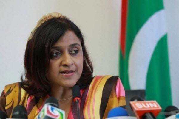 مردم مالدیو زن مالدیوی رئیس جمهور مالدیو ایران و مالدیو