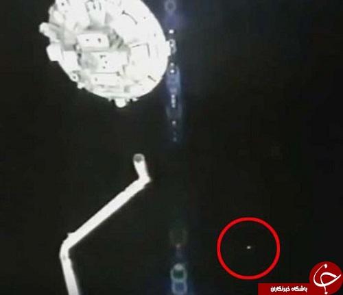 عکس آدم فضایی در ایران