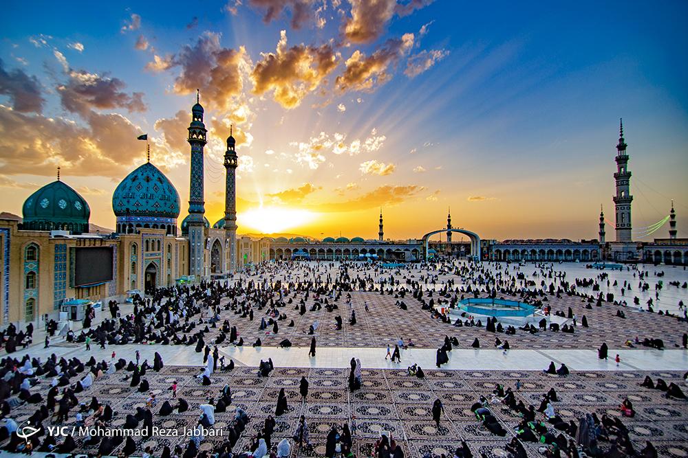 لحظه دیدار به یاد زاد روز حضرت قائم آل محمد (ص)