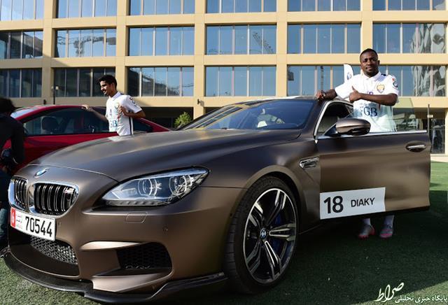 توهین BMW به امارات! +تصاویر