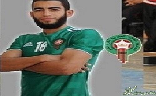 هلاکت فوتبالیست داعشی +تصاویر