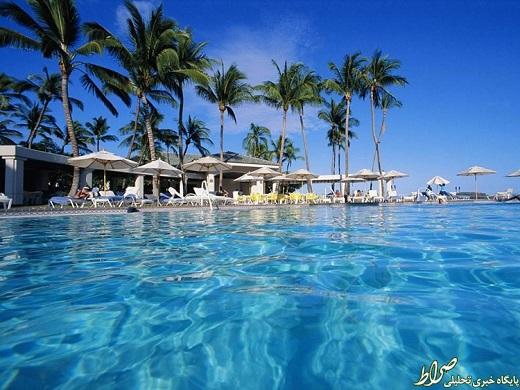 عکس/ زیباترین جزیره شخصی دنیا