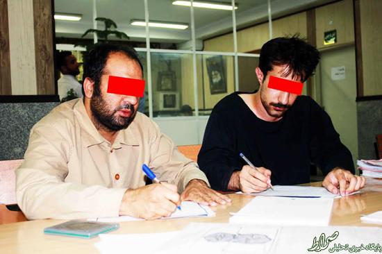 قتل برای تصاحب گاراژ میلیاردی +تصاویر