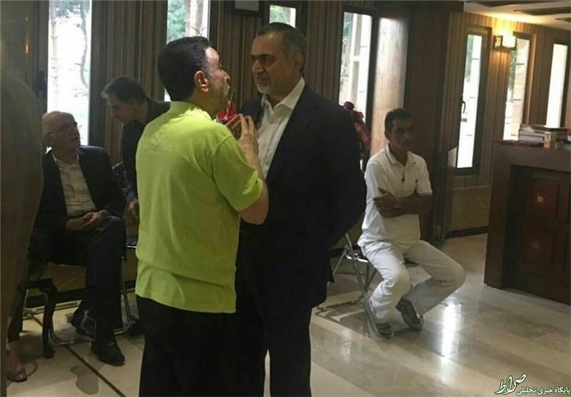 حسین فریدون: دیدار با تاجزاده اتفاقی بود