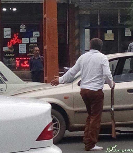 شلیک مرگبار به دختر دانشجو در برابر دانشگاه خوی + عکس