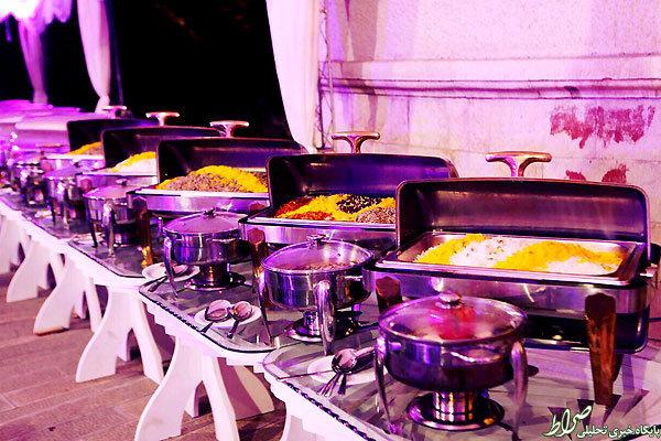 کاخ سعدآباد رستوران شد! +تصاویر