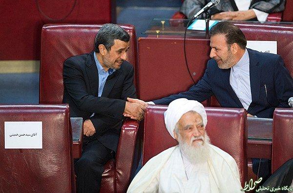 عکس/ صندلی حسن خمینی در خبرگان