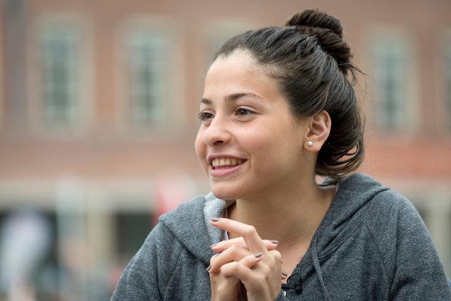 داستان دختر المپیکی سوری که جان 20 نفر را نجات داد +عکس