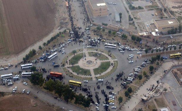 مهران ۳۰ سال بعد از آزادسازی +تصاویر