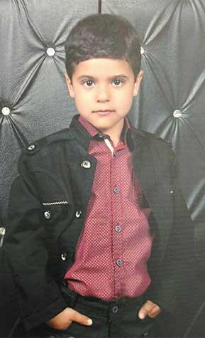 جسد کودک 5ساله با دستوپای بسته پیداشد +عکس