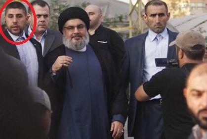 محافظ نصرالله بادیگارد روحانی شد؟! +عکس