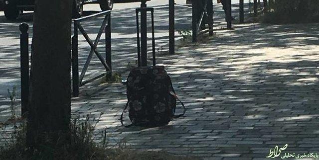 پیدا شدن یک محموله مشکوک اطراف ورزشگاه سنت دنیس + عکس