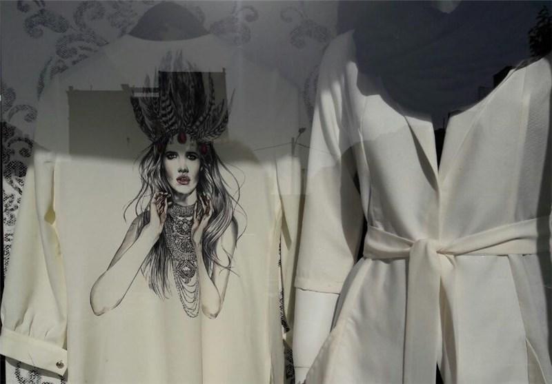 حجاب در پستوی مغازهها +تصاویر