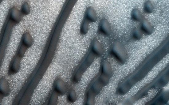 دریافت پیامی از مریخ +تصاویر