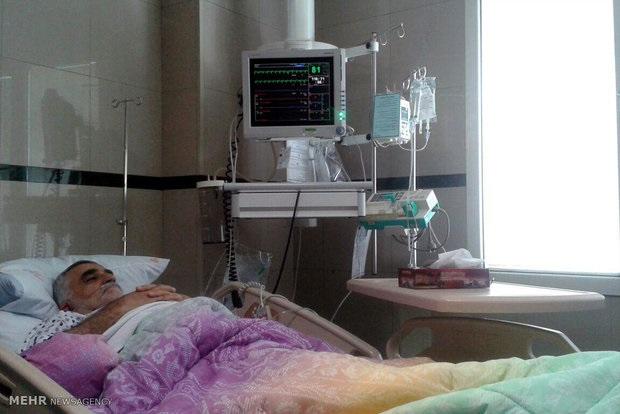 بروجردی در بیمارستان بستری شد