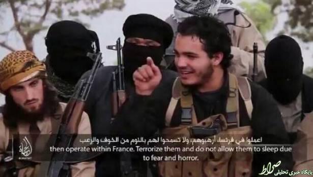 واکنش داعش پس از کشتار