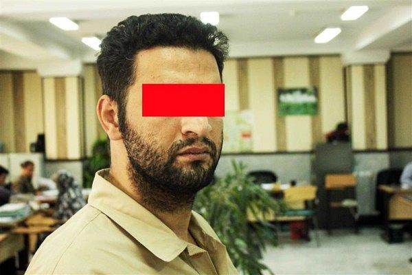 اعترافاتوحشتناک قاتل بیرحم زنجانی+عکس