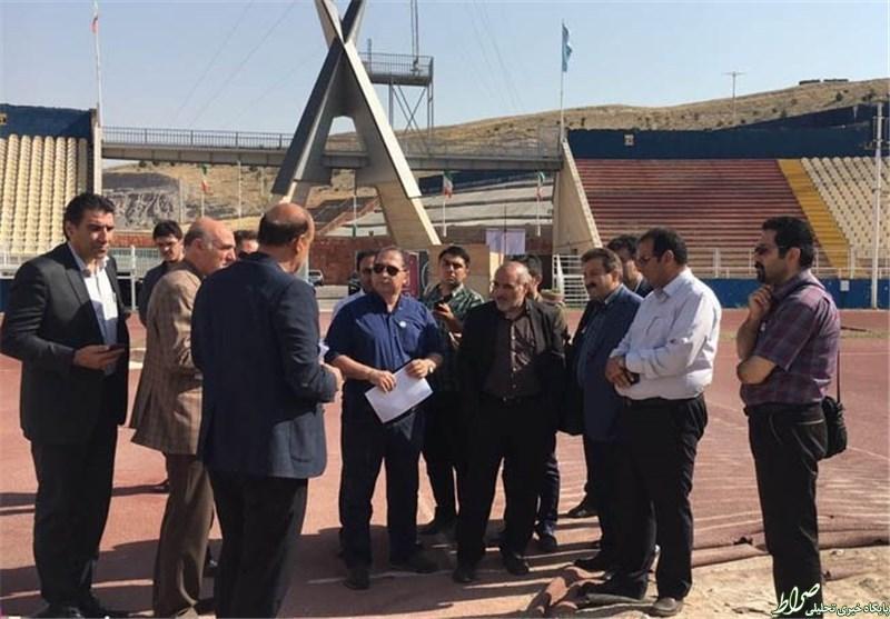 هزینه 3,000,000,000,000 برای بازسازی ورزشگاه بزرگ تبریز تامین می شود؟