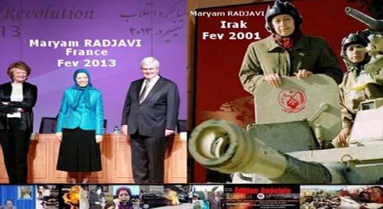 ایدز و مسعود رجوی بهم آلوده بودند