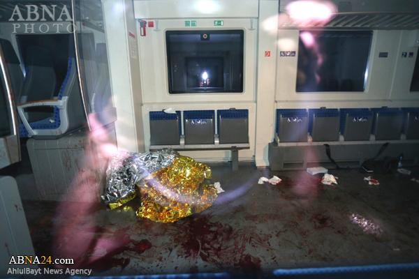 شگرد تروریستی داعش در اروپا +تصاویر